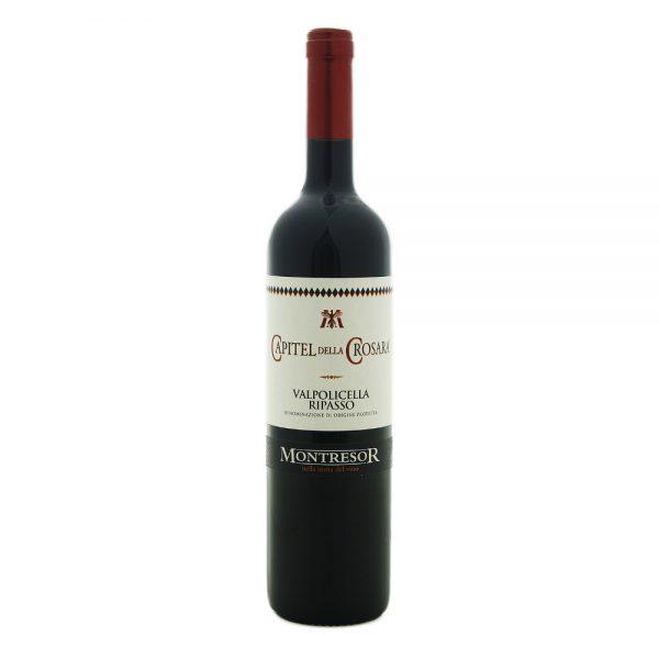 januar 2017 vin manadarins Montresor Capitel della Crosara Ripasso
